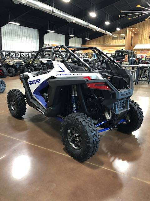 2020 Polaris RZR Pro XP Premium in Sapulpa, Oklahoma - Photo 3