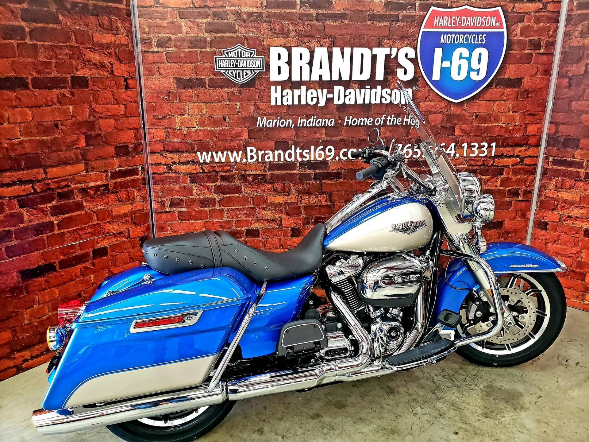 2018 Harley-Davidson Road King® in Marion, Indiana