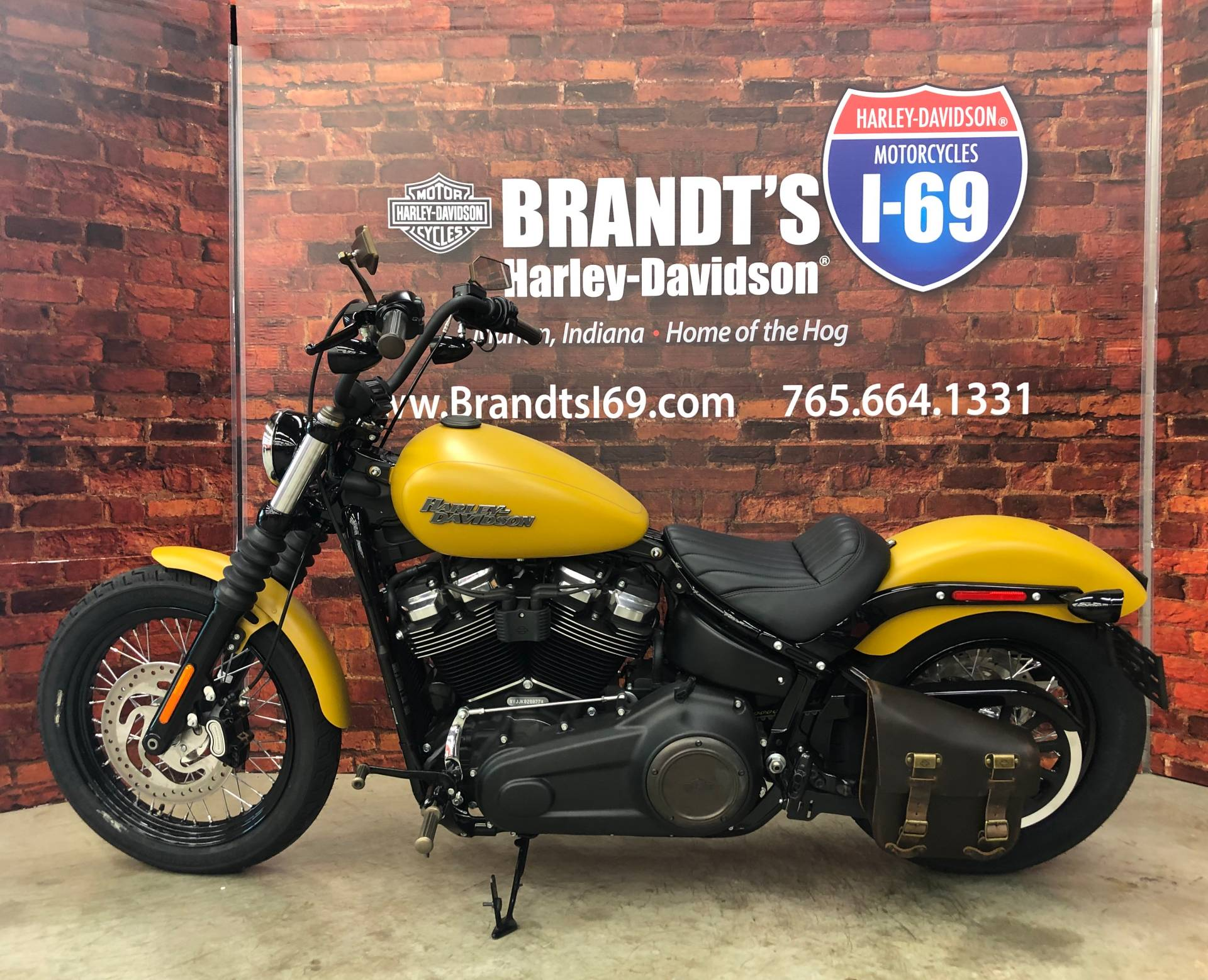 2019 Harley-Davidson Street Bob® in Marion, Indiana - Photo 2