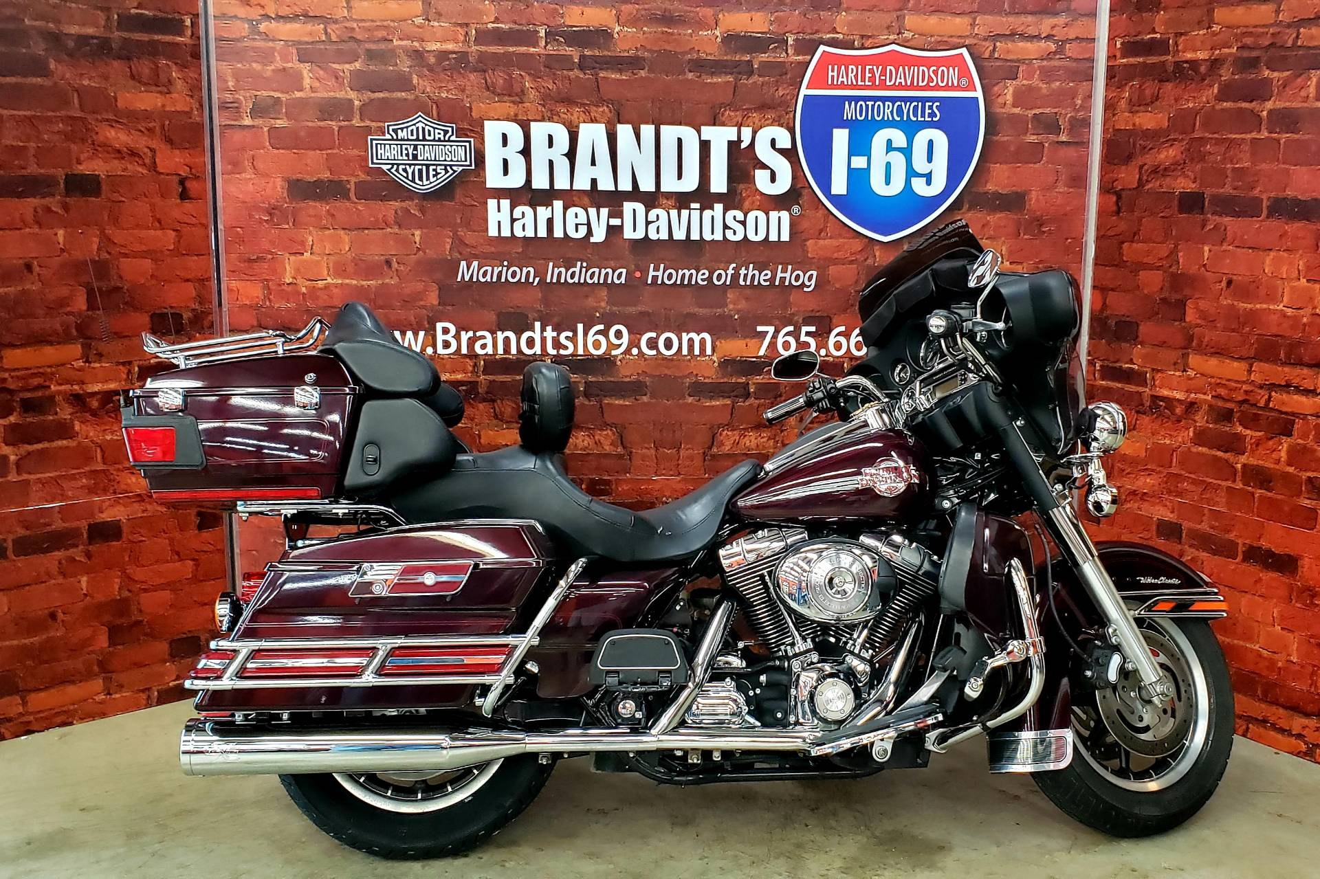2006 Harley-Davidson Ultra Classic® Electra Glide® in Marion, Indiana