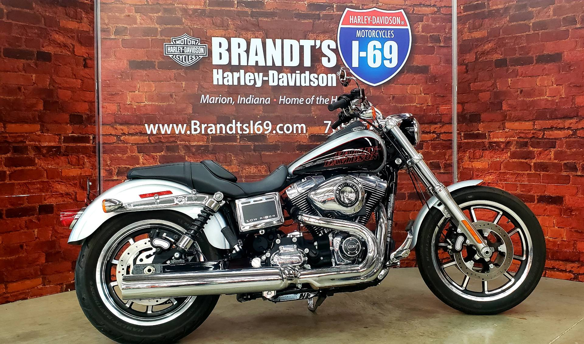 2015 Harley-Davidson Low Rider® in Marion, Indiana