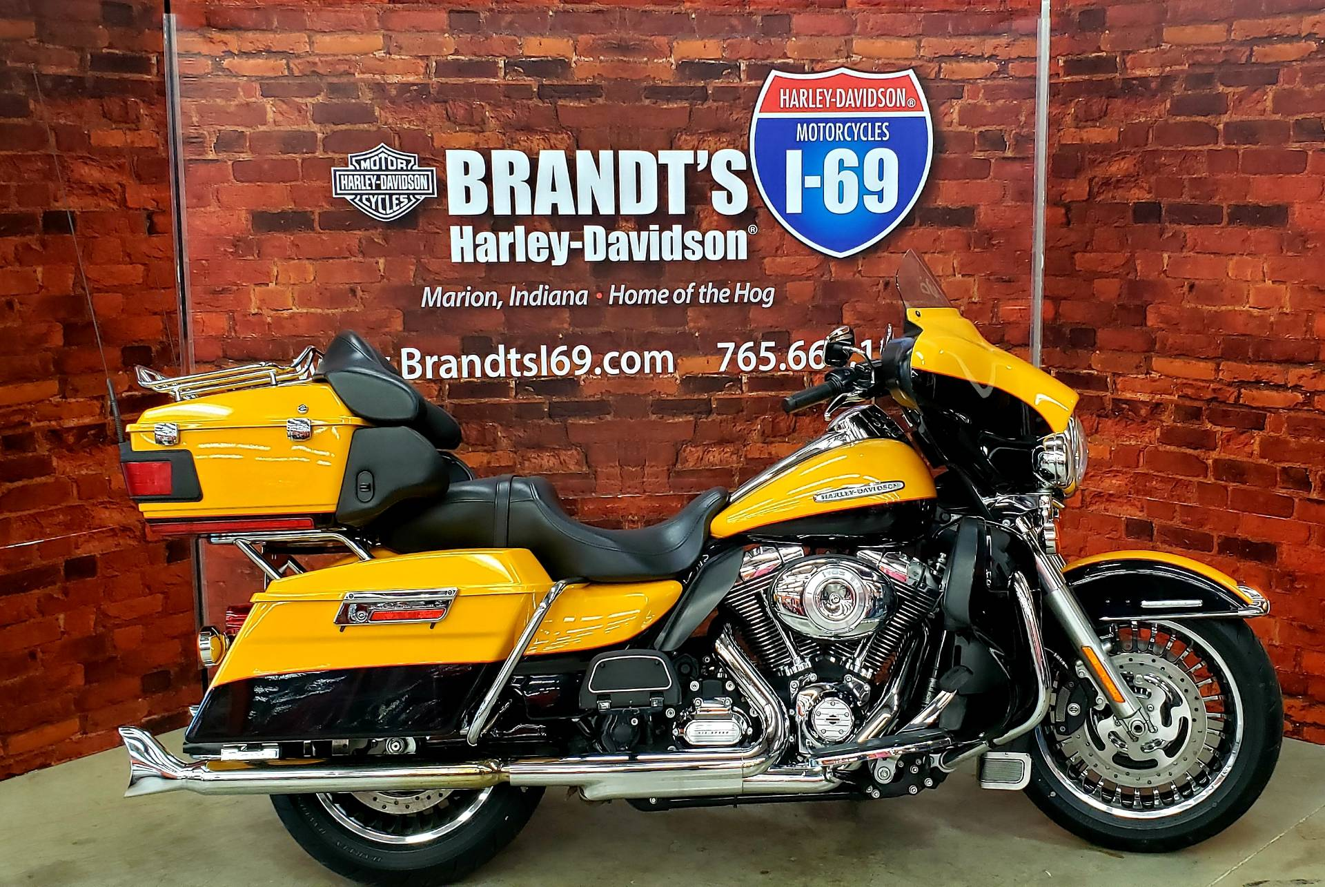 2013 Harley-Davidson Electra Glide® Ultra Limited in Marion, Indiana