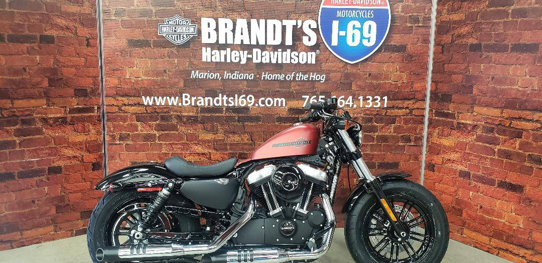 2019 Harley-Davidson Forty-Eight® in Marion, Indiana