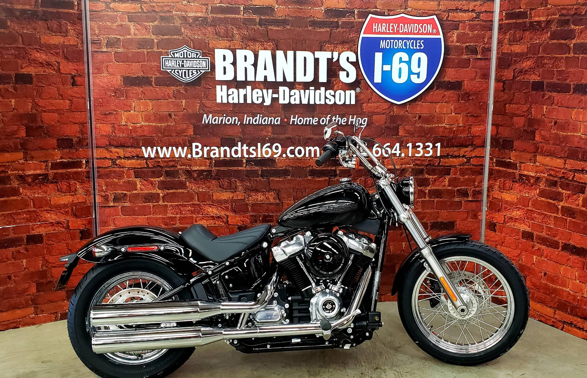 2020 Harley-Davidson Softail® Standard in Marion, Indiana - Photo 1