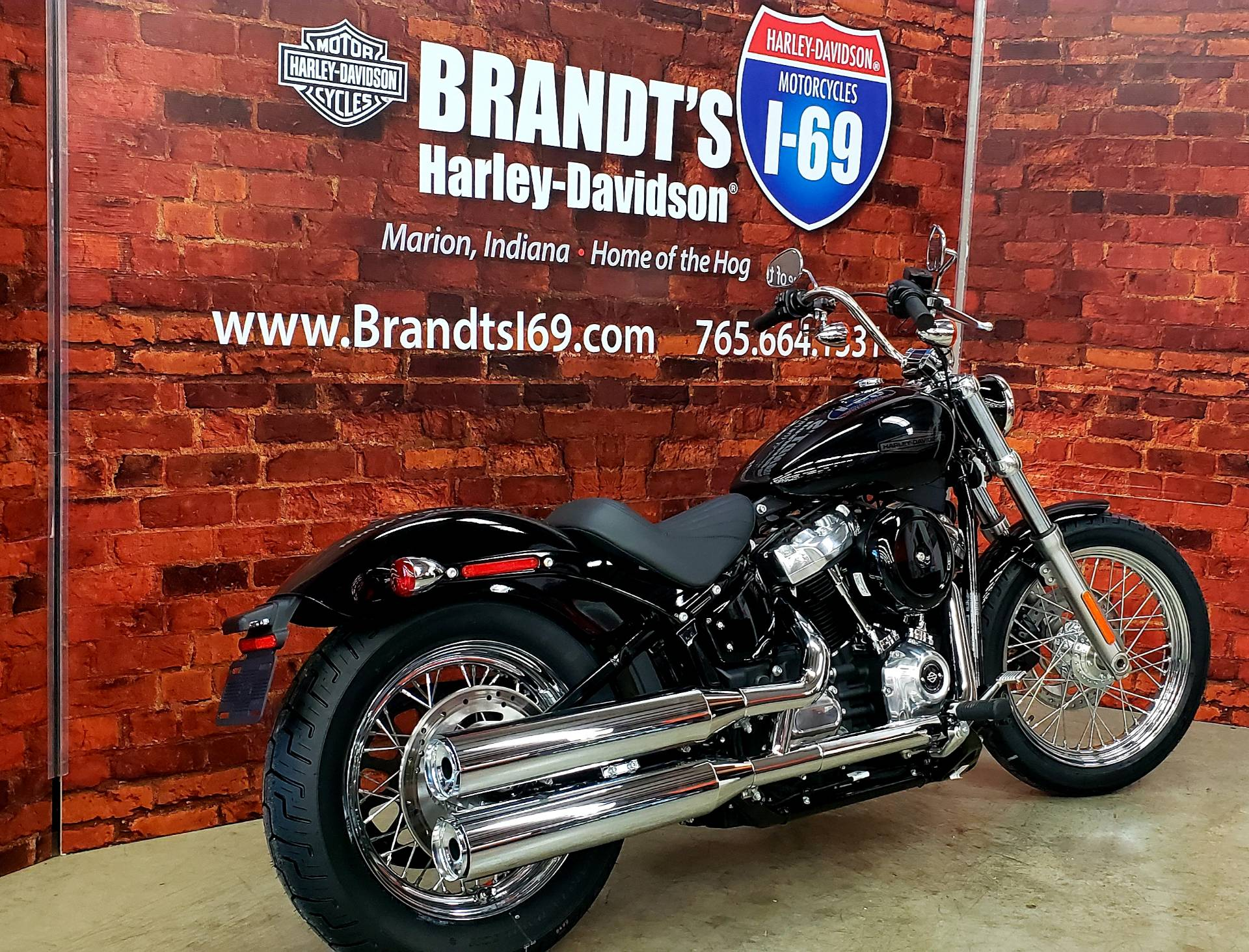 2020 Harley-Davidson Softail® Standard in Marion, Indiana - Photo 2