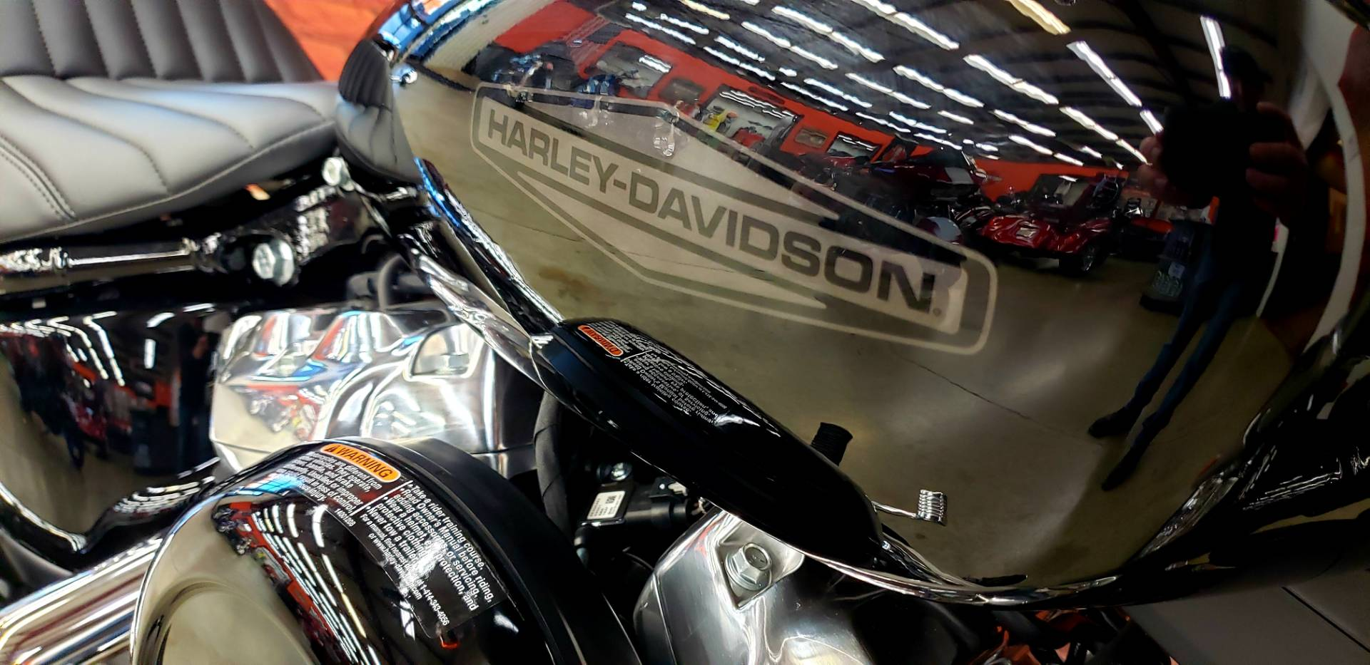 2020 Harley-Davidson Softail® Standard in Marion, Indiana - Photo 3