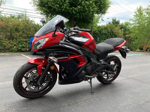 2016 Kawasaki Ninja 650 in Glen Burnie, Maryland - Photo 2