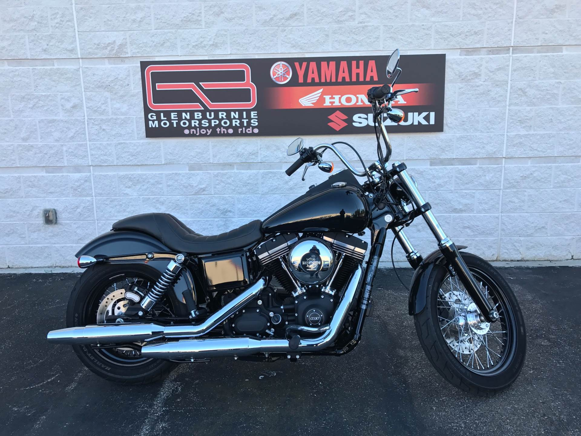 2016 Harley-Davidson Street Bob® in Glen Burnie, Maryland
