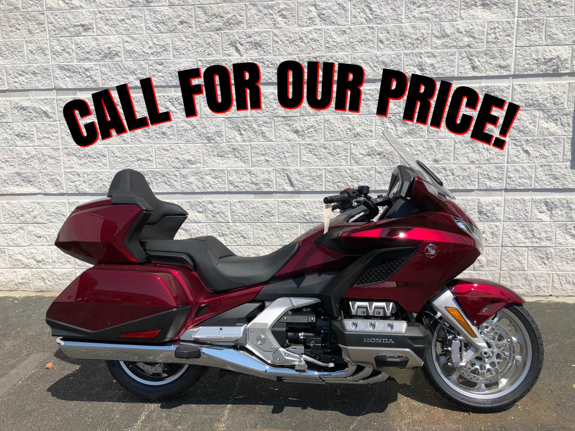 2018 Honda Gold Wing Tour Automatic DCT in Glen Burnie, Maryland
