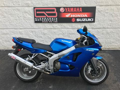 2008 Kawasaki ZZR®600 in Glen Burnie, Maryland