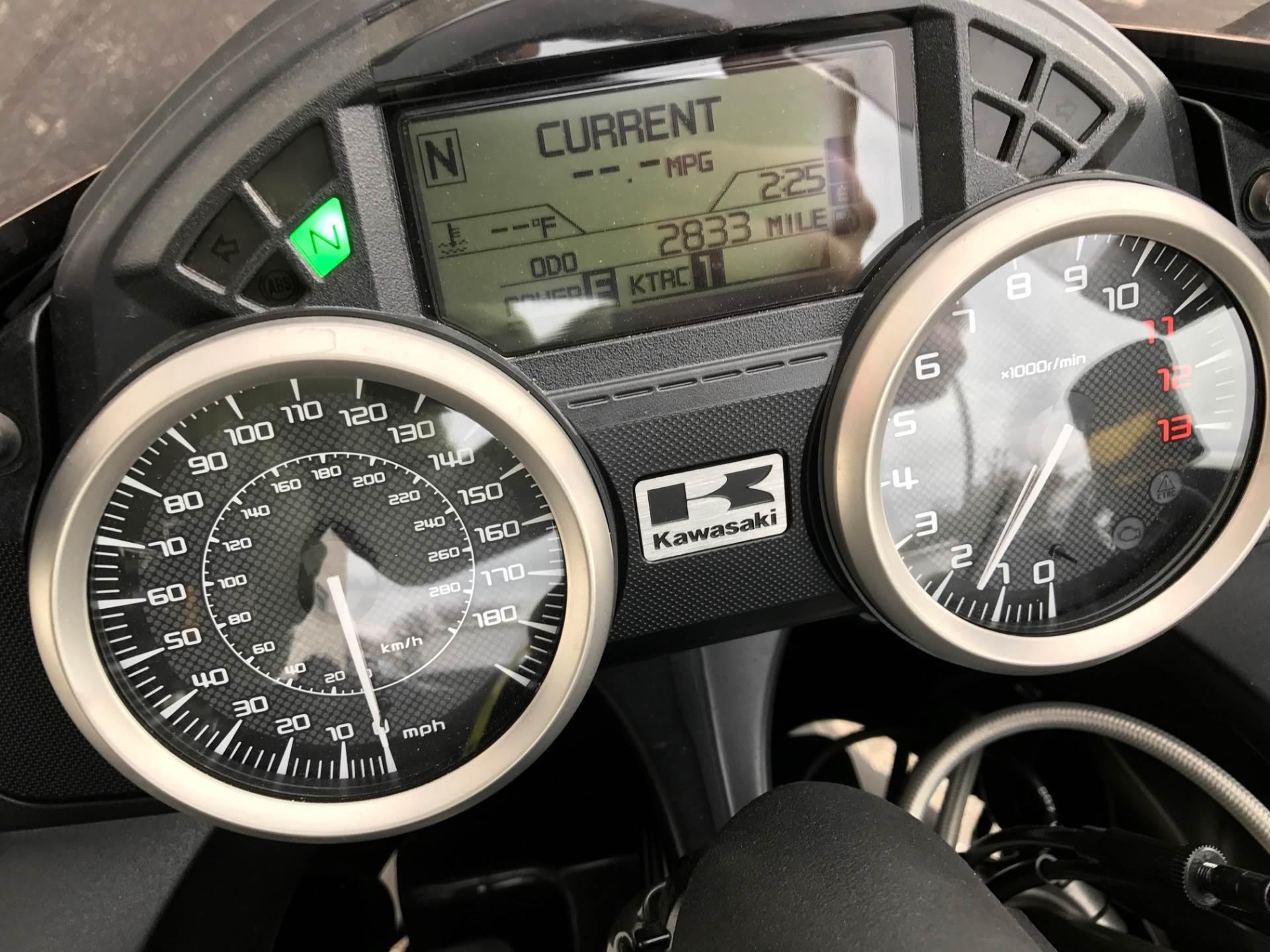 2016 Kawasaki Ninja ZX-14R ABS in Glen Burnie, Maryland