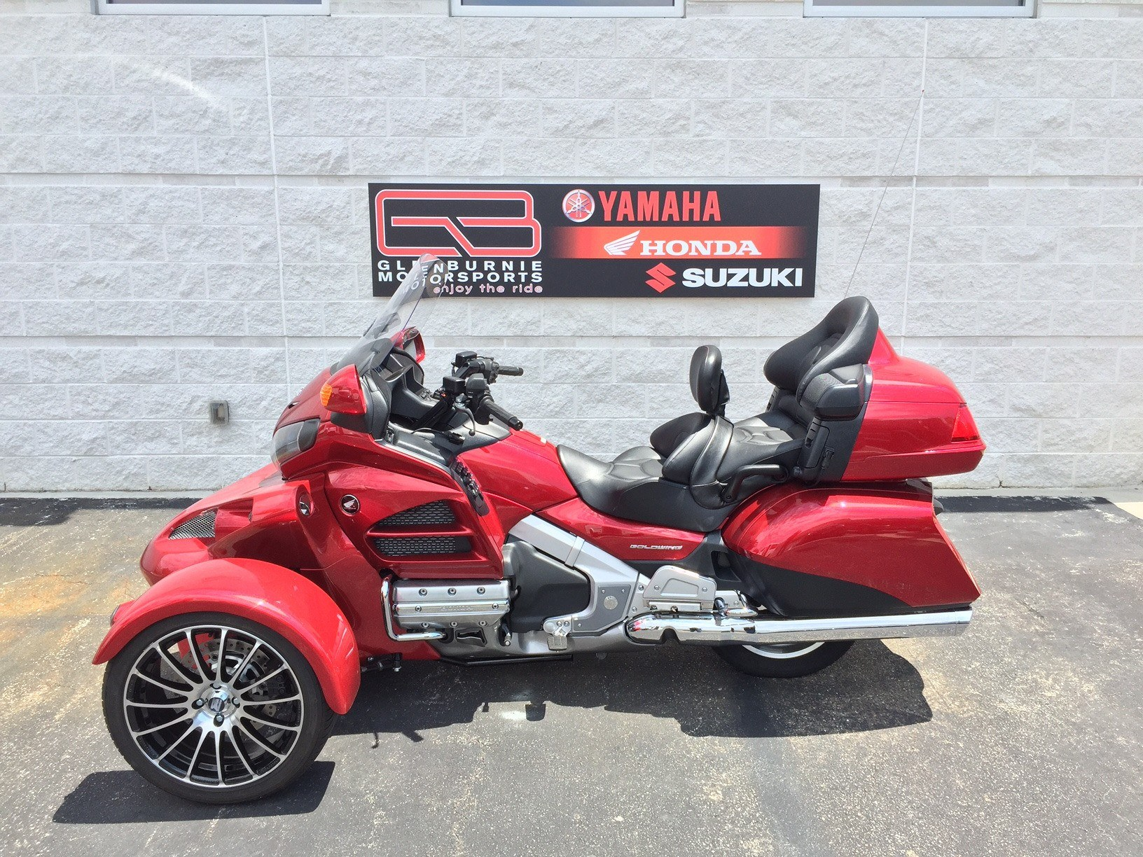 2014 Honda Gold Wing® Navi XM in Glen Burnie, Maryland