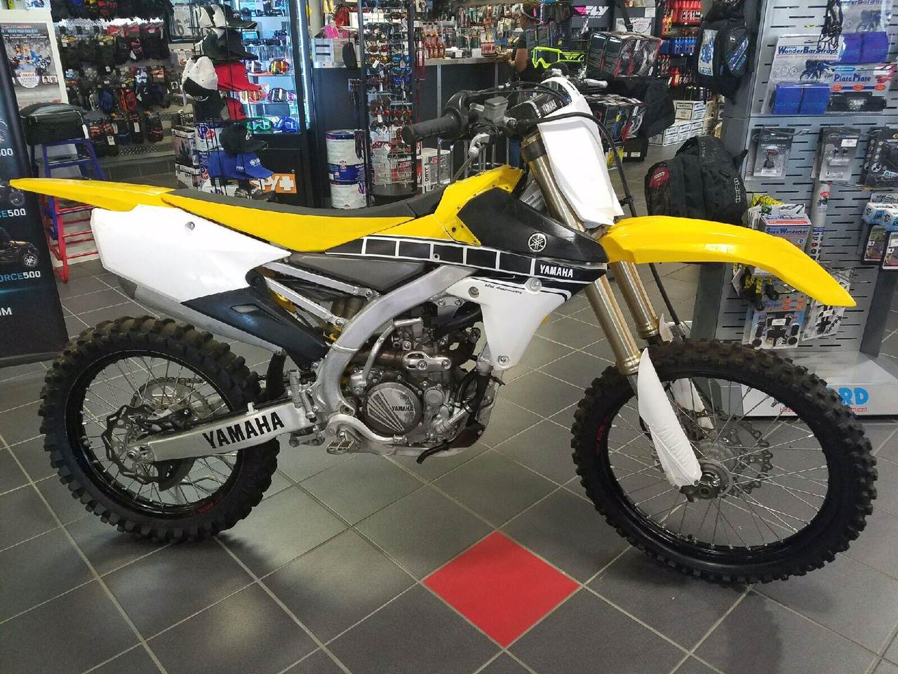 2016 Yamaha YZ250F in Glen Burnie, Maryland