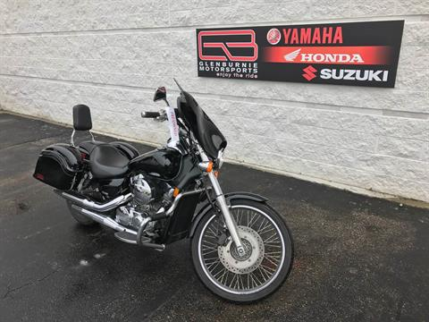2007 Honda Shadow Spirit™ 750 C2 in Glen Burnie, Maryland