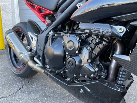 2013 Triumph Speed Triple R ABS in Glen Burnie, Maryland - Photo 4