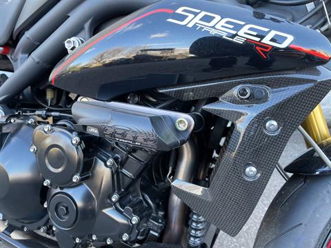 2013 Triumph Speed Triple R ABS in Glen Burnie, Maryland - Photo 2