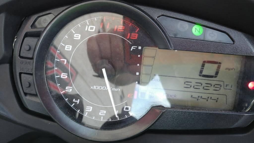2012 Kawasaki Ninja® 1000 in Glen Burnie, Maryland
