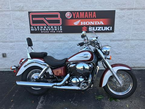 2001 Honda SHADOW ACE in Glen Burnie, Maryland