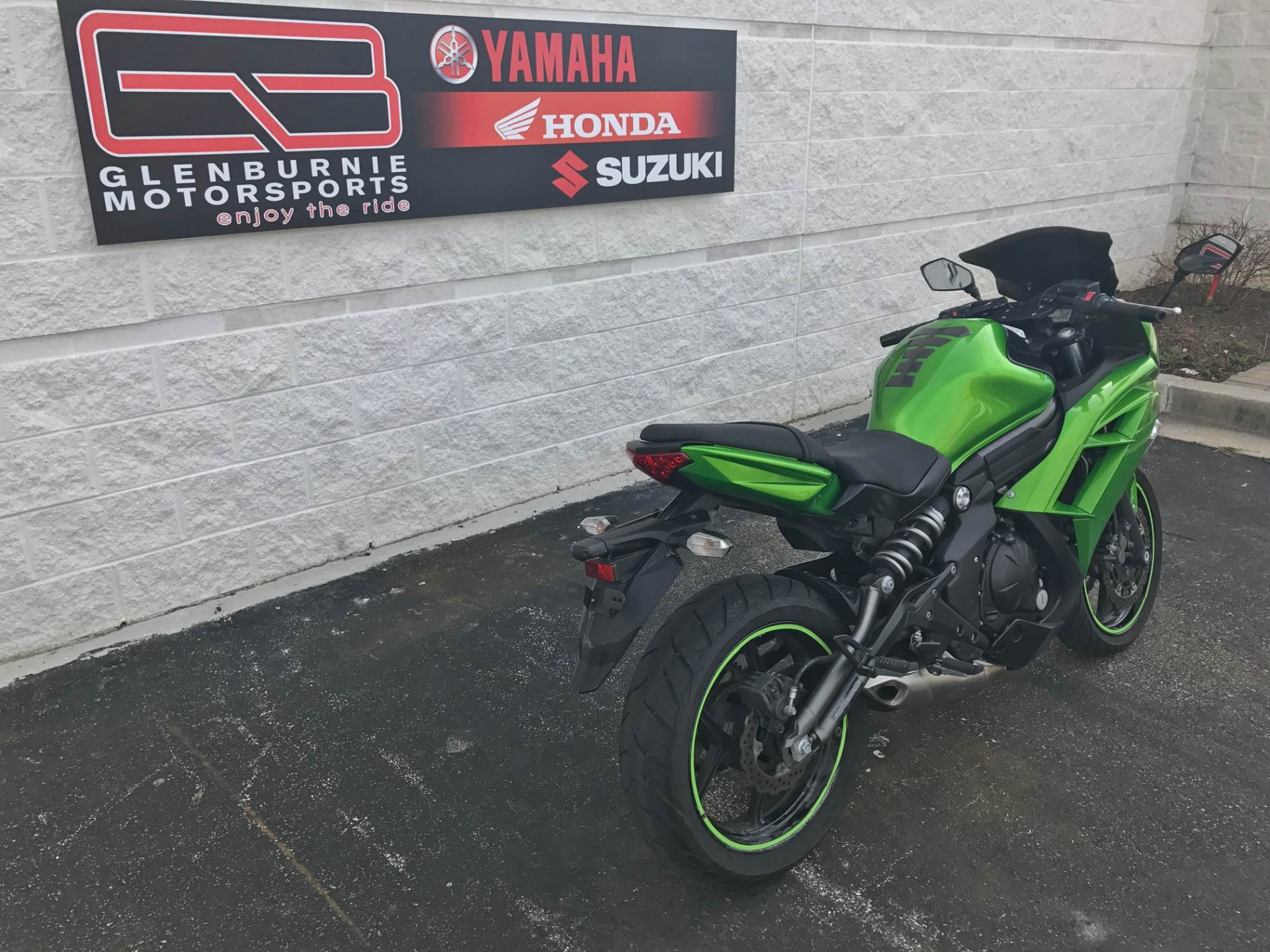 2012 Kawasaki Ninja® 650 in Glen Burnie, Maryland