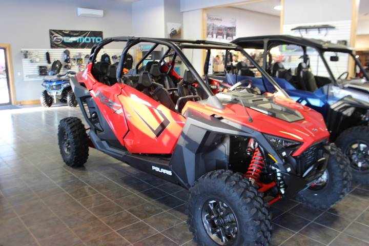 2020 Polaris RZR Pro XP 4 Ultimate in Oxford, Maine - Photo 1