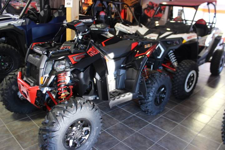 2020 Polaris Scrambler XP 1000 S in Oxford, Maine - Photo 3