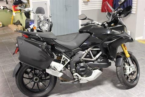2010 Ducati Multistrada 1200 S in Oxford, Maine