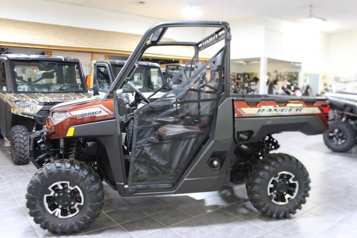 2019 Polaris Ranger XP 1000 EPS 20th Anniversary Limited Edition in Oxford, Maine - Photo 3