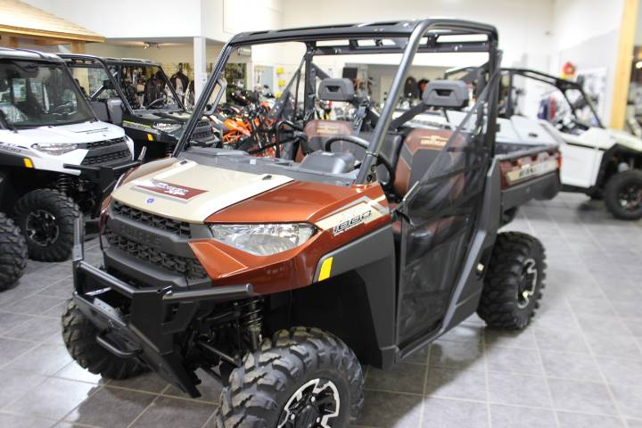 2019 Polaris Ranger XP 1000 EPS 20th Anniversary Limited Edition in Oxford, Maine - Photo 1