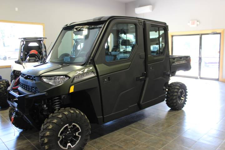 2020 Polaris Ranger Crew XP 1000 NorthStar Edition Ride Command in Oxford, Maine - Photo 1