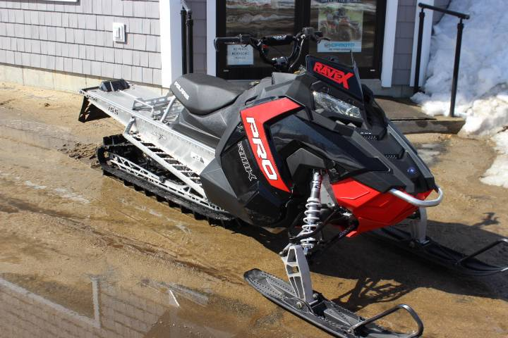2016 Polaris 800 Pro-RMK 155 in Oxford, Maine - Photo 1