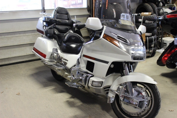 Used 1997 honda gl1500 goldwing motorcycles in oxford me for Honda motorcycle dealers maine