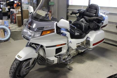 1997 Honda GL1500 Goldwing in Oxford, Maine