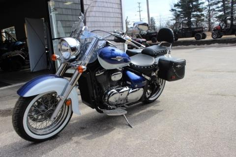 2012 Suzuki Boulevard C50T in Oxford, Maine - Photo 2