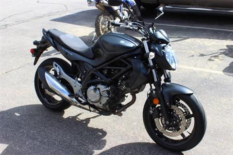 2013 Suzuki SFV650 in Oxford, Maine