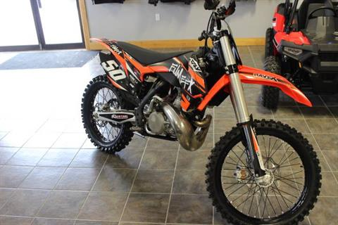 2016 KTM 250 SX in Oxford, Maine