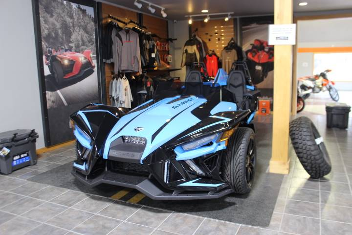 2020 Slingshot Slingshot R AutoDrive in Oxford, Maine - Photo 1