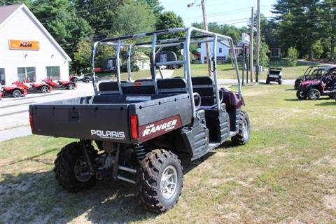 2009 Polaris Ranger™ 4X4 Crew in Oxford, Maine