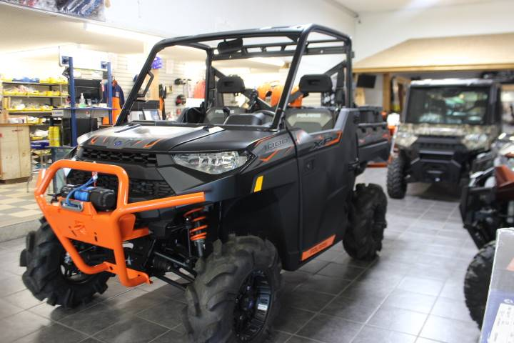 2019 Polaris Ranger XP 1000 EPS High Lifter Edition in Oxford, Maine - Photo 1