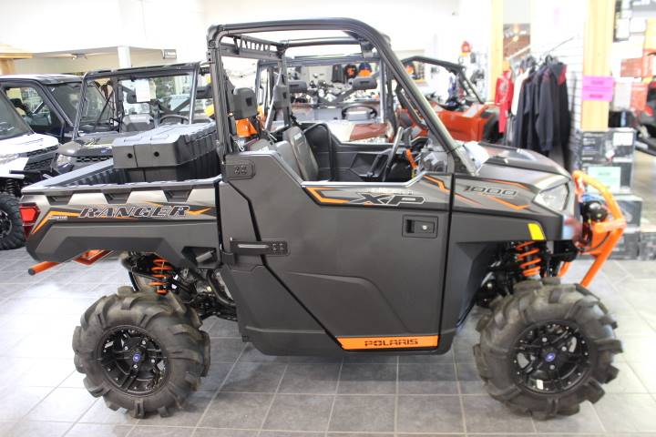 2019 Polaris Ranger XP 1000 EPS High Lifter Edition in Oxford, Maine - Photo 5