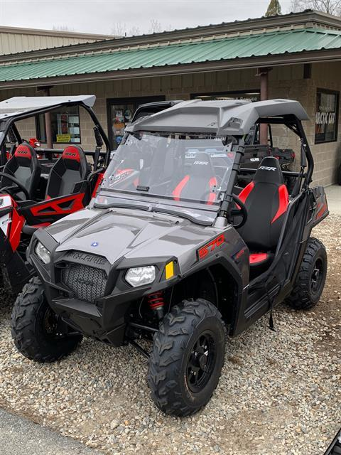2019 Polaris RZR 570 EPS in Milford, New Hampshire