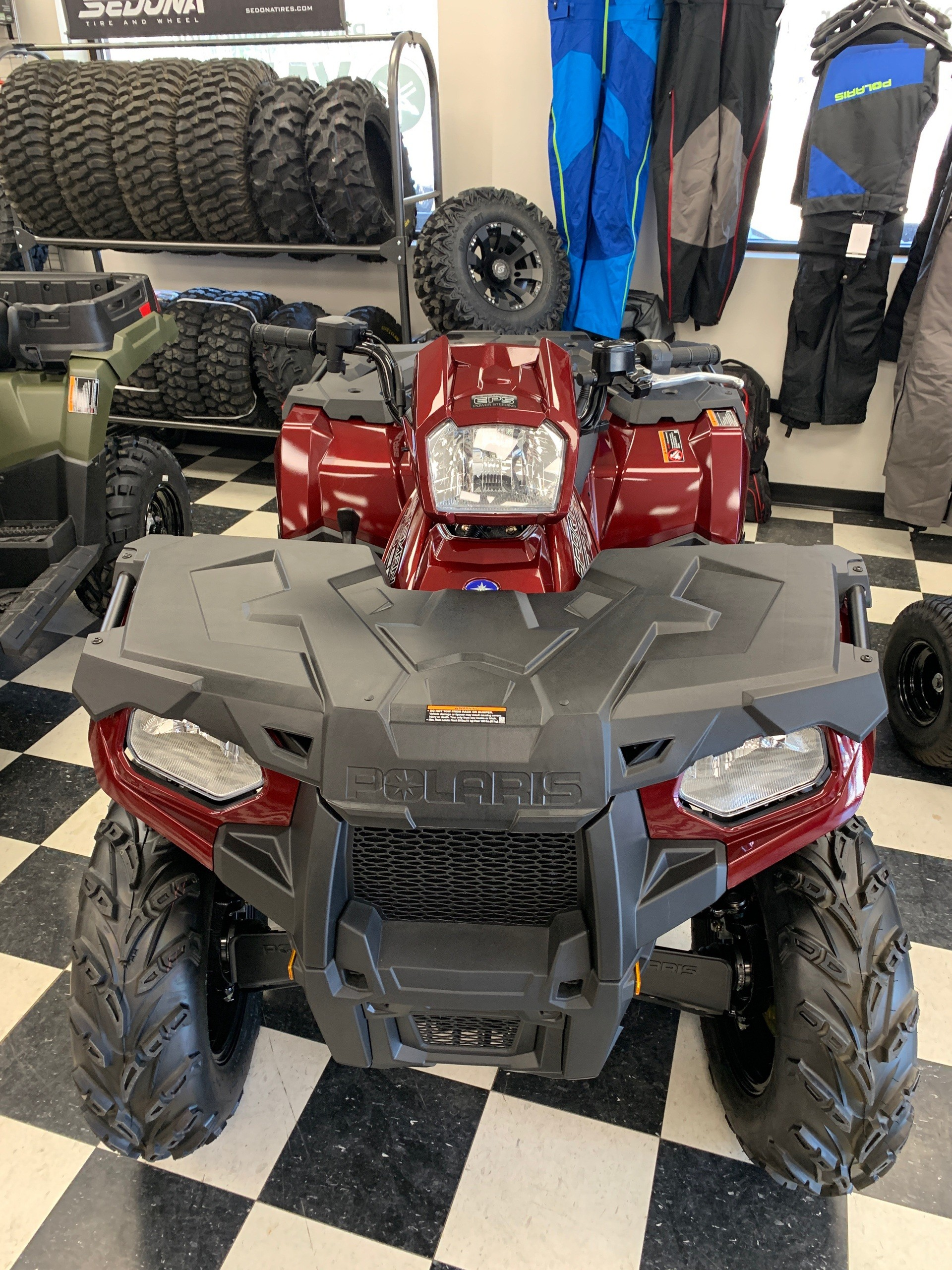 2019 Polaris Sportsman 570 SP in Milford, New Hampshire - Photo 3