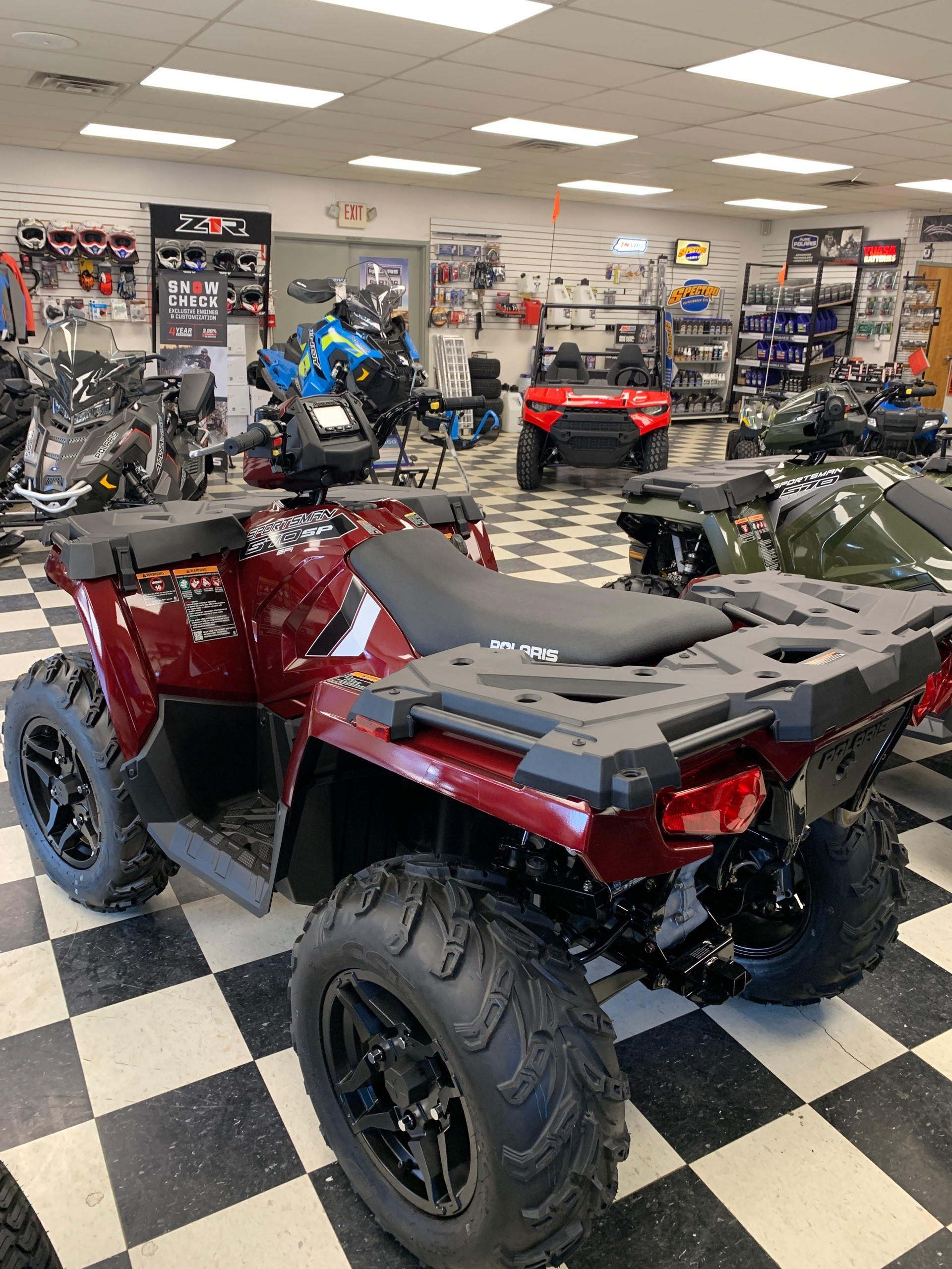 2019 Polaris Sportsman 570 SP in Milford, New Hampshire - Photo 4