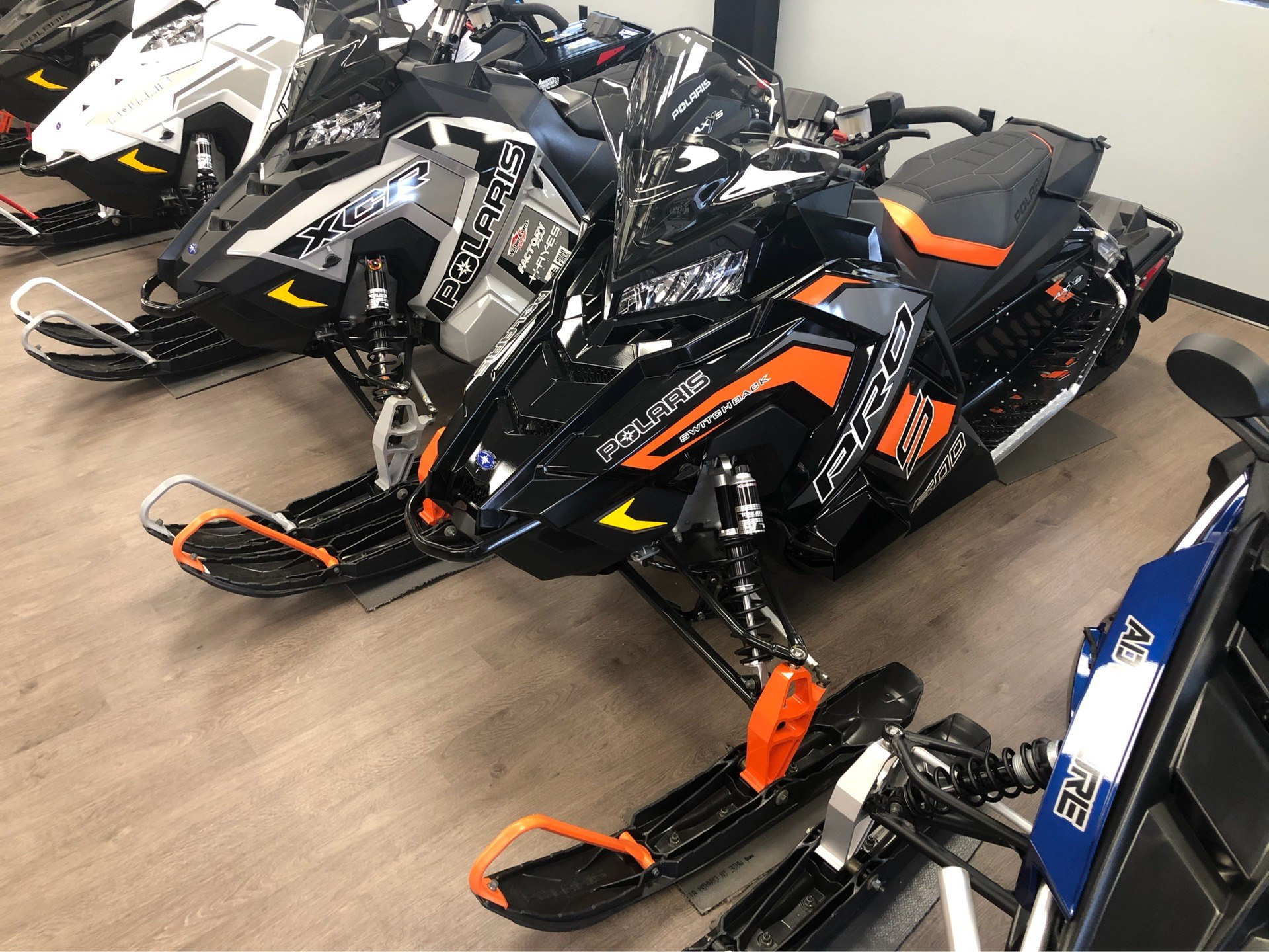2019 Polaris 600 Switchback Pro-S Snowcheck Select in Milford, New Hampshire - Photo 2