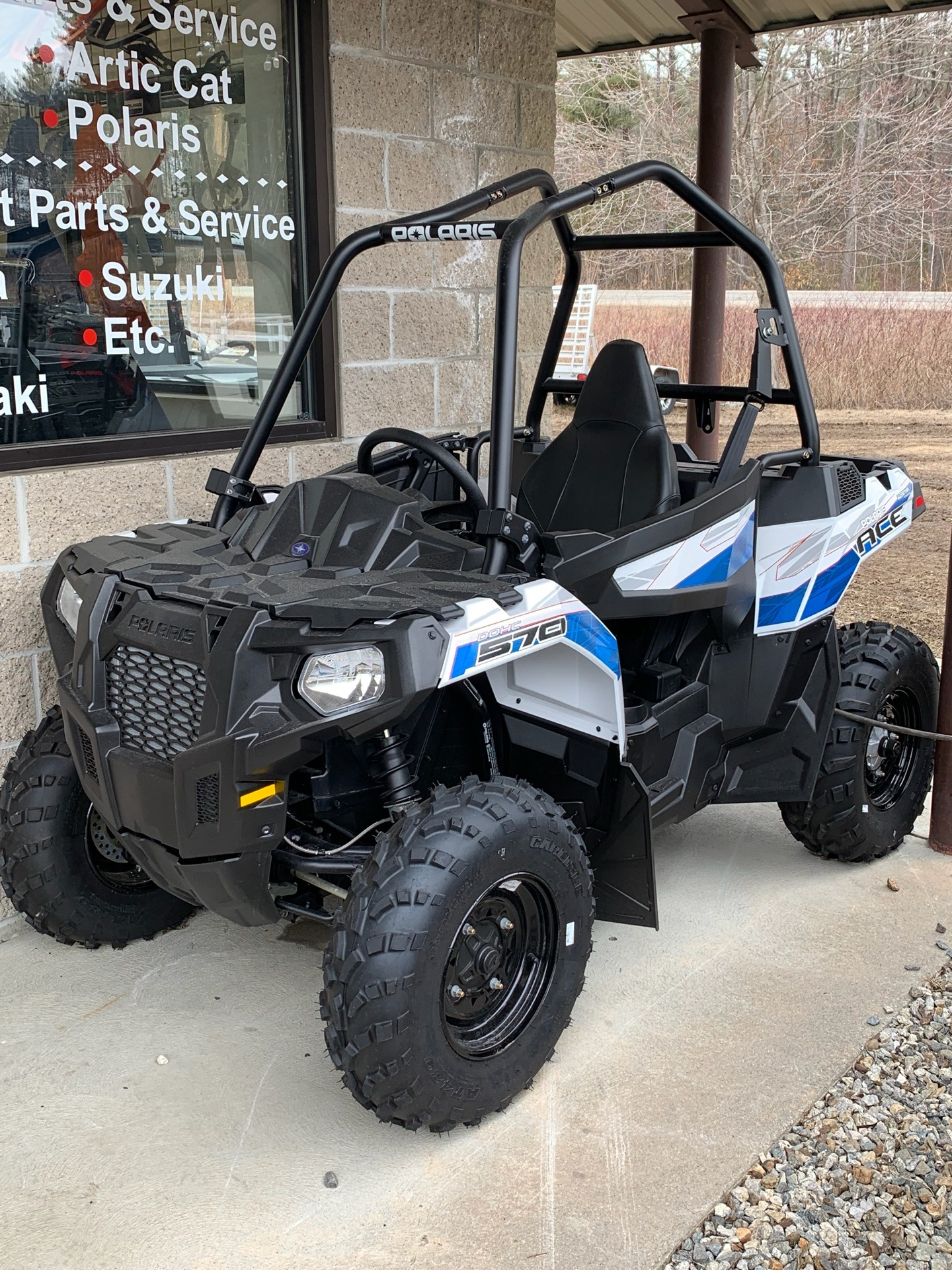 2018 Polaris Ace 570 EPS in Milford, New Hampshire