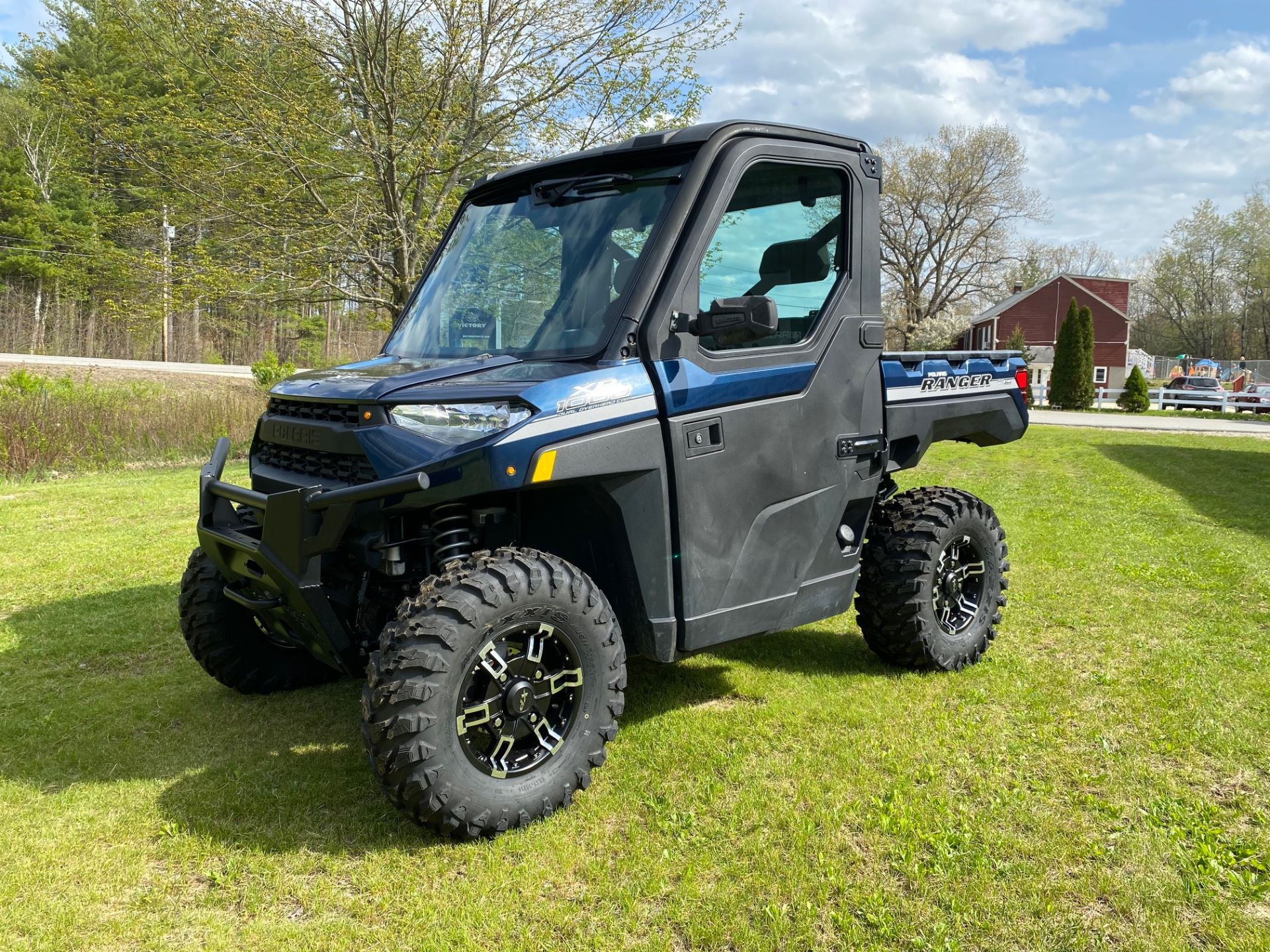 2019 Polaris Ranger XP 1000 EPS Northstar Edition in Milford, New Hampshire - Photo 1
