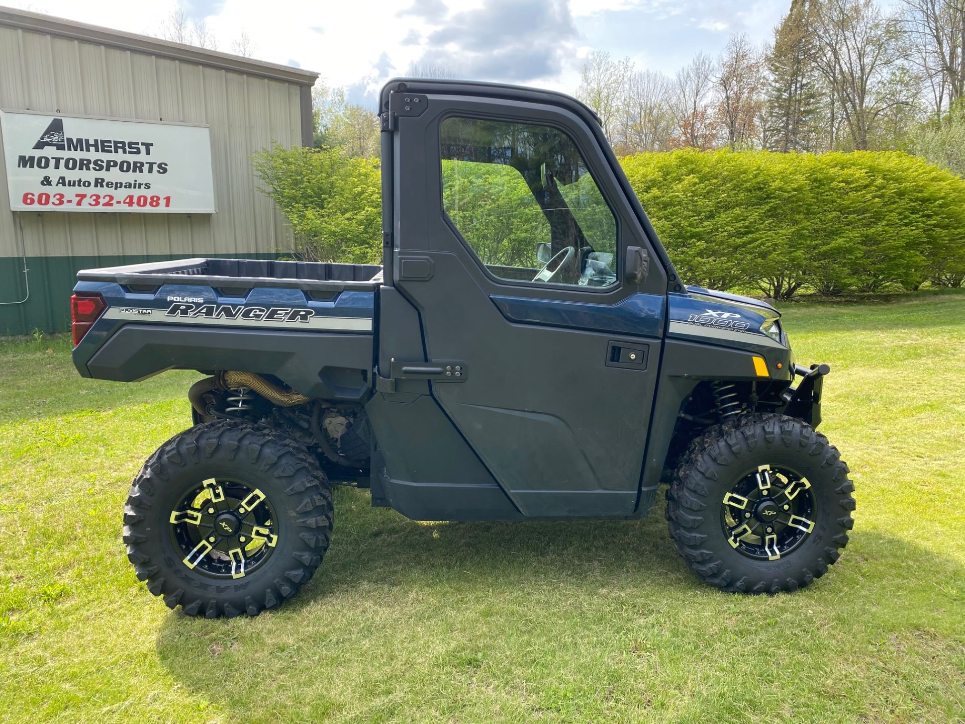 2019 Polaris Ranger XP 1000 EPS Northstar Edition in Milford, New Hampshire - Photo 6