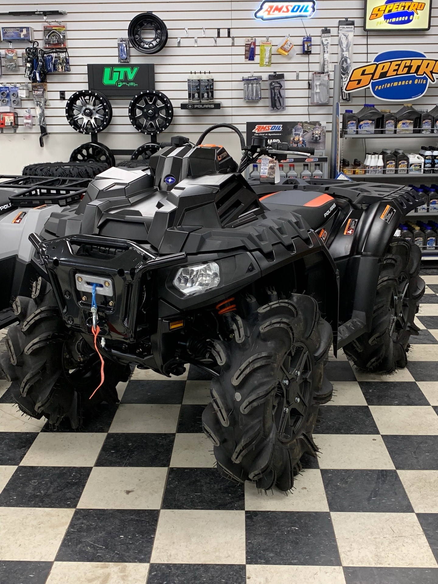 2018 Polaris Sportsman XP 1000 High Lifter Edition in Milford, New Hampshire - Photo 1