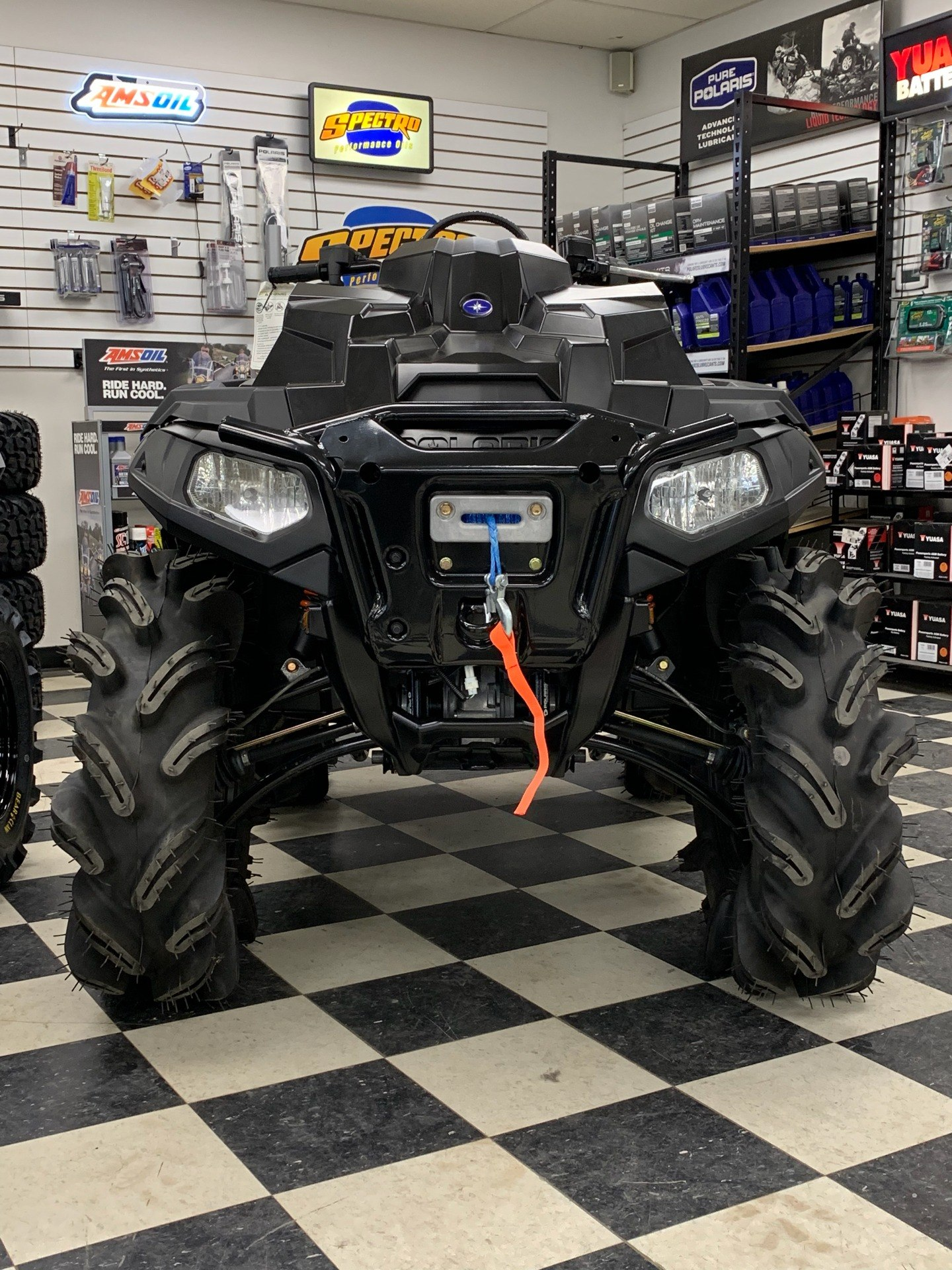 2018 Polaris Sportsman XP 1000 High Lifter Edition in Milford, New Hampshire - Photo 2