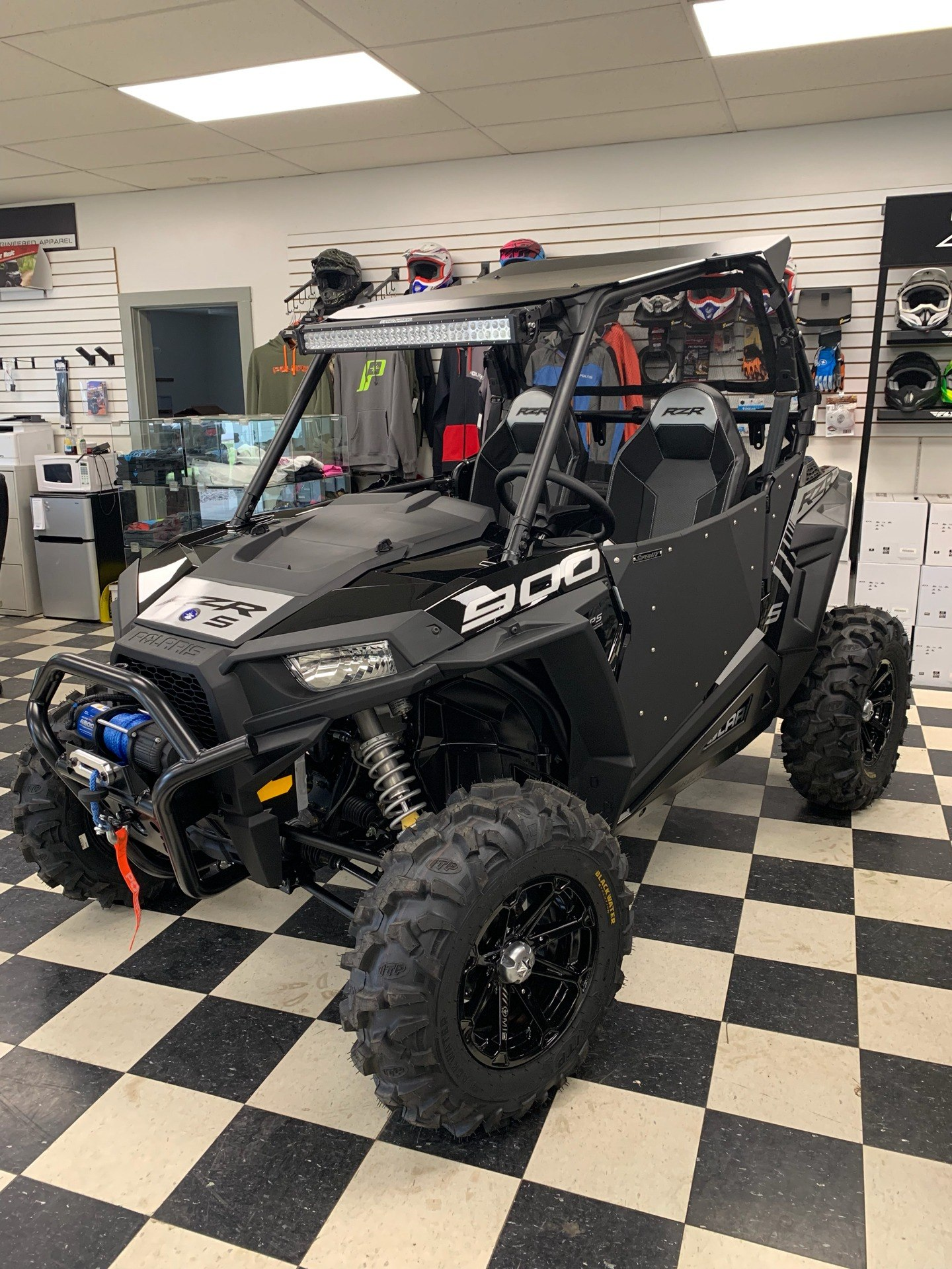 2019 Polaris RZR S 900 EPS in Milford, New Hampshire - Photo 1