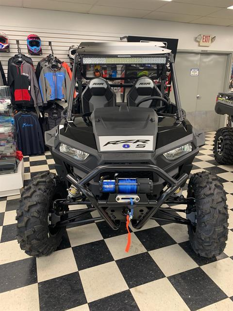2019 Polaris RZR S 900 EPS in Milford, New Hampshire - Photo 2